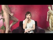 Ass licking Miina Yoshihara pumps a dick hard and fast