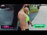teen girls maya bijou and crystal rae fuck.