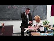 alluring schoolgirl babe banged by teacher