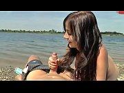 tina is naked at the lake