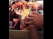 Русскую бабу в чулках трахают видео
