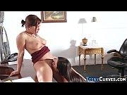 big butt lesbian licking
