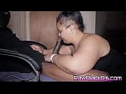 Толстый член в узкий анус девушки