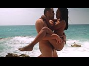 PORNDOE PEDIA - Portuguese babe Noe Milk in beach seduction and sex tutorial