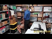 hot babe gets pounded by stranger