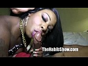 Ferrari Blaque gets fucked by BBC redzilla