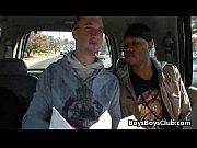 black gay dude fuck his white friend in.
