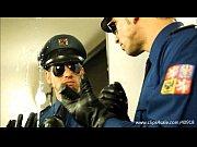 agressive prison cop dominates slave and you - 178