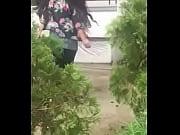 гола жена видео