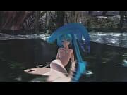 Nude Hatsune Miku - Toxic