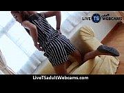 Petite shemale solo action LiveTSadultWebcams.com