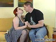 Порно видео инцест зять жарит тещину жопу