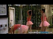 teen ballet dancer tastes