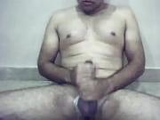 indian guy masturbates on cam