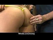 Amateur lets the pussy talk 10