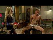 mistress fucks a submissive man