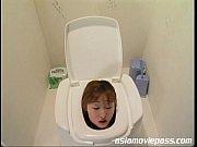 【飲尿肉便器】妖怪便器女の撮影に成功!!