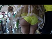 sexy ass in beach