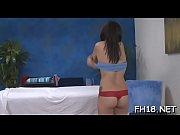 порно с хитрим масажистом