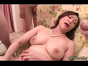 hot asian toying her pussy and.