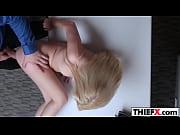 blonde teen stealer feels lp officer