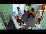 fakehospital naughty blonde nurse gets doctors.