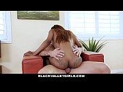 BlackValleyGirls - Ebony Teen Fucks Best Friends Dad