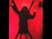 business woman interrogated