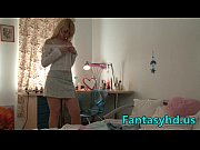 fantasyhd half brother play with his.