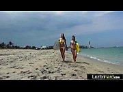 (jenna sativa &amp_ liza rowe) teen lesbians play.