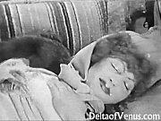 Antique Porn 1920s - Shaving, Fisting, Fucking