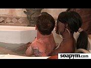 Gorgous teen gives a sexy massage 29