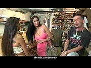 Делал маме массаж головы порно