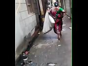 cogida rapida en la calle