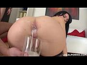 pissing drinking luna oara first dap with creampie,.