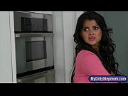 Bianka and Sarai crazy threesome session with nasty BF