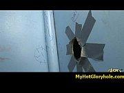 myhotgloryhole.com - interracial cock gloryhole sucking - video 32