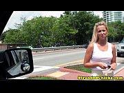 Real hitchhiker amateur buffs driver knob