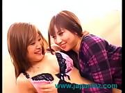 japanese big boob lesbians make out.