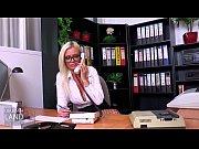 Vertragsverhandlungen im Pausenraum - Gaby &amp_ Diether v Stein