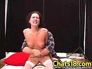 masturbacion con ayuda del chavo orgasmos multiples morena.