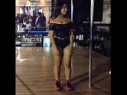ayisha diaz on the pole