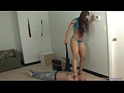Порно подчинение госпоже лизание ног и жопы