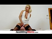 Stockings high heels and pussy licking with Milf Koko