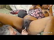Amazing amateur BBW ebony squirting like a fountain