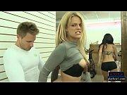 порно блондинка роскошная