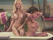 Thailandsk massage disk bare piger