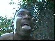 видиосекс с брютальной чернокожей культуристкой