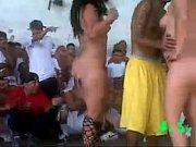 Porno fiesta en penal de Izalco