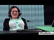 (krissy lynn) Sexy Girl With Big Boobs Banged In Office movie-18